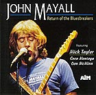 JOHN MAYALL Return Of Blues Breakers