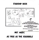 STARSHIP BEER Nut Music