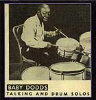 Baby Dodds Talking & Drum Solos / Country Brass Bands