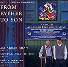 ALI AKBAR KHAN From Father to Son