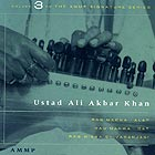 ALI AKBAR KHAN, Signature Series Vol 3