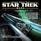 DIVERS Music From The Star Trek Saga Vol. 2