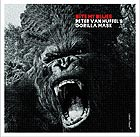 PETER VAN HUFFEL'S GORILLA MASK Bite my Blues