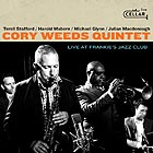 CORY WEEDS QUINTET, Live at Frankie's Jazz Club