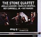 THE STONE QUARTET, DMG @ The Stone / Vol 1