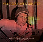 VINNY GOLIA WIND QUARTET Live At The Century City Playhouse