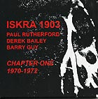 BAILEY/ GUY/ RUTHERFORD Iskra 1903 / Chapter One