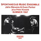 Spontaneous Music Ensemble, Summer 67
