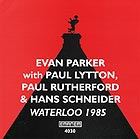 PARKER / LYTTON / RUTHERFORD / SCHNEIDER Waterloo 1985