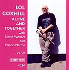 Lol Coxhill Alone And Together