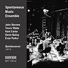 SPONTANEOUS MUSIC ENSEMBLE Quintessence