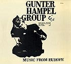 GUNTER HAMPEL GROUP Music from Europe