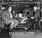 BOB & RON COPPER Traditional Songs From Rottingdean