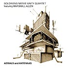 SOLORIENS NATIVE UNITY QUARTET Aerials and Antennas