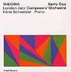 London Jazz Composers ORCHESTRA Theoria
