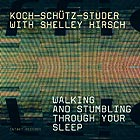 KOCH / SCHUTZ / STUDER / HIRSCH Walking And Stumbling Through Your Sleep