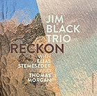 JIM BLACK TRIO Reckon