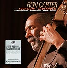 RON CARTER FOURSIGHT QUARTET Stockholm Vol. 1