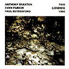 Anthony Braxton Trio London