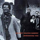 Anthony Braxton Quartet Birmingham 1985