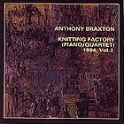 Anthony Braxton Knitting Factory, Vol 2