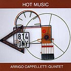 ARRIGO CAPPELLETTI QUINTET Hot Music