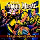 JACKIE CAILLIER & THE CAJUN COUSINS, Authentic Cajun Music From Southwest Louisiana