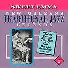 SWEET EMMA BARRETT, New Orleans Traditional  Jazz Legends Vol 1