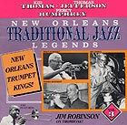 THOMAS / JEFFERSON / HUMPHREY New Orleans Traditional  Jazz Legends Vol 3