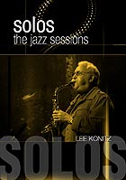 LEE KONITZ, Solos : The Jazz Sessions