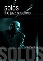 GREG OSBY Solos : The Jazz Sessions