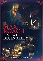 MAX ROACH, Live At Blues Alley