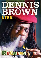 DENNIS BROWN Live Rockers TV