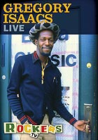 GREGORY ISAACS Live Rockers TV