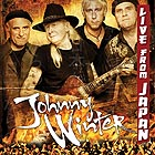 JOHNNY WINTER, Live From Japan