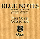 BLUE NOTES The Ogun Collection