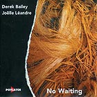 Derek Bailey / Joëlle Leandre No Waiting