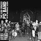 LOU GRASSI PO BAND / MARSHALL ALLEN Live At The Knitting Factory Vol 1