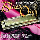 DIVERS Harmonica Blues Orgy