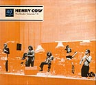 HENRY COW The Studio : Volumes 1 à 5