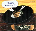 Fred Frith Cheap At Half The Price