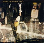 Steve Lantner Trio, Saying So