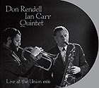 DON RENDELL / IAN CARR QUINTET Live at the Union 1966