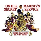 JOHN BARRY On Her Majesty's Secret Service (James Bond -180 g.)