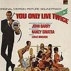 JOHN BARRY You Only Live Twice (James Bond -180 g.)