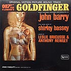 JOHN BARRY Goldfinger  (James Bond -180 g.)