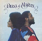MARVIN GAYE / DIANA ROSS Diana / Marvin  (180 g.)