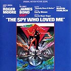 MARVIN HAMLISCH / CARLY SIMON The Spy Who Loved Me  (James Bond B.O.F 180 g.)