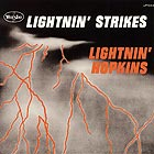 LIGHTNIN HOPKINS Lightnin Strikes