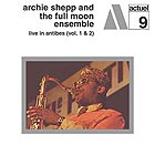 ARCHIE SHEPP, Live In Antibes Vol. 2 (180 g.)